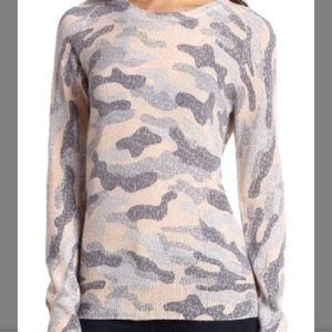 Equipment Sloane Lace Camo Femme Sweater.